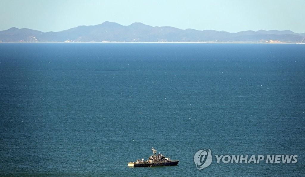 韓海軍一艦艇32名官兵感染新冠病毒