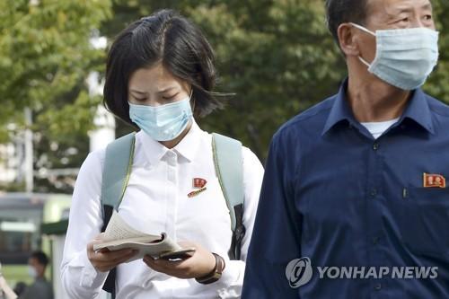 朝鮮嚴把平壤防疫防控關