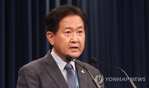 南韓國安高官:美未向韓提四國集團擴容問題