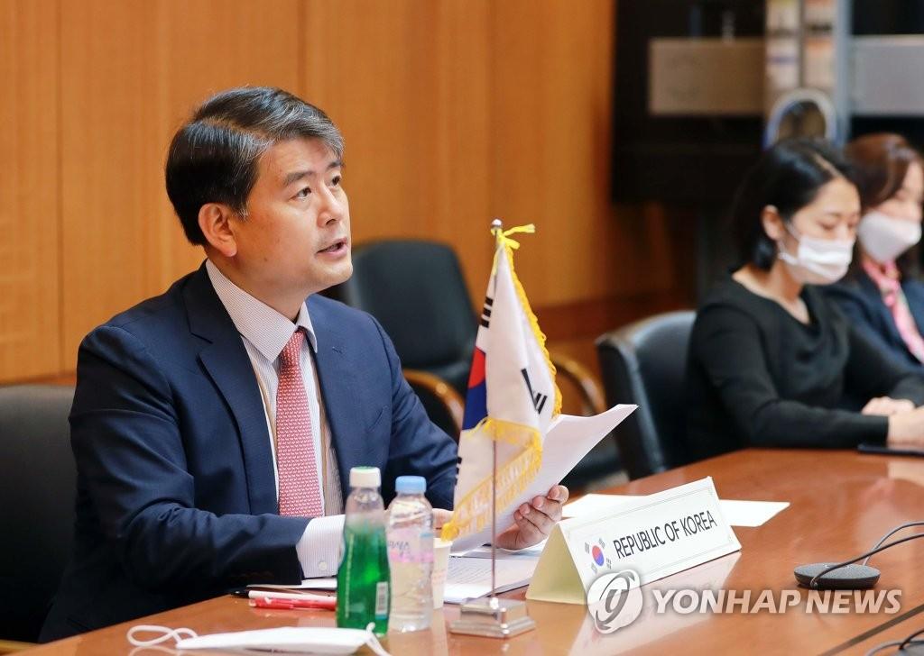 南韓出席東盟系列兩場能源部長會議