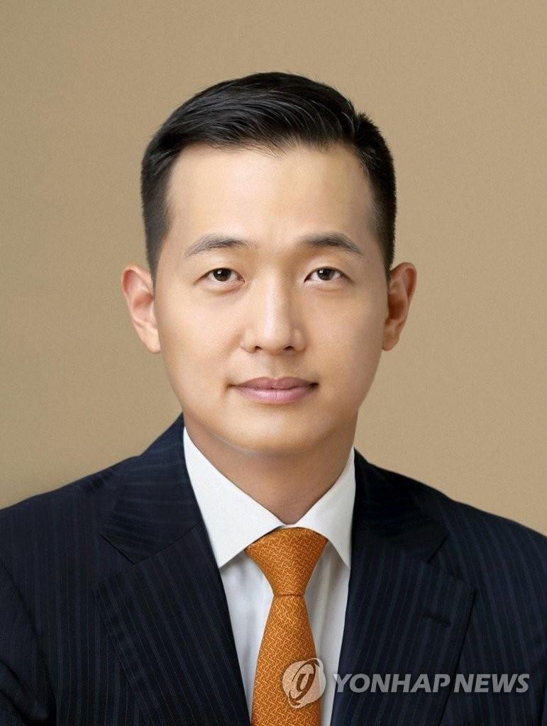 金東官升任韓華解決方案社長。 韓聯社/韓華傳播委員會供圖(圖片嚴禁轉載複製)