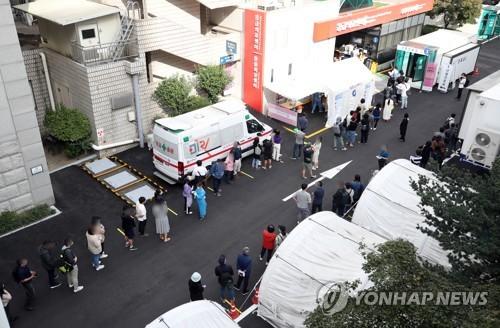 韓防疫部門:社交距離限制措施效果開始顯現