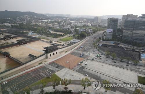 中秋假期首爾成空城