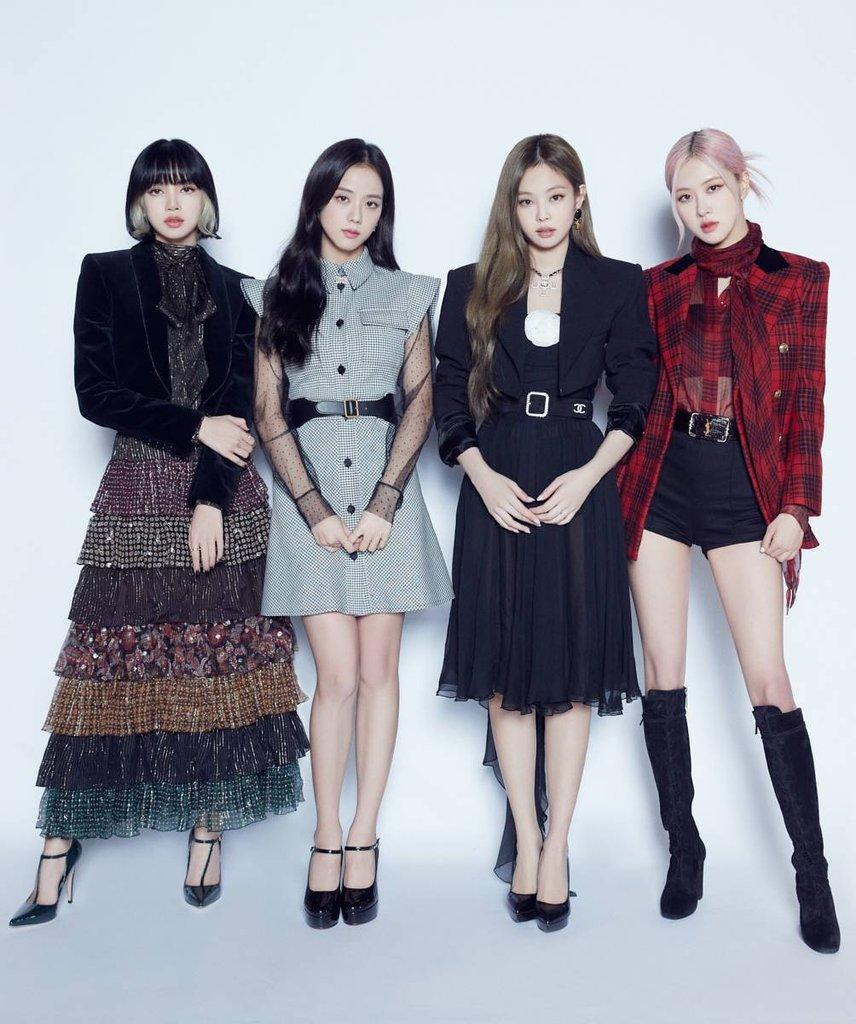 資料圖片:BLACKPINK YG娛樂供圖(圖片嚴禁轉載複製)
