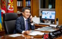 韓加防長通電話討論防疫和軍事合作
