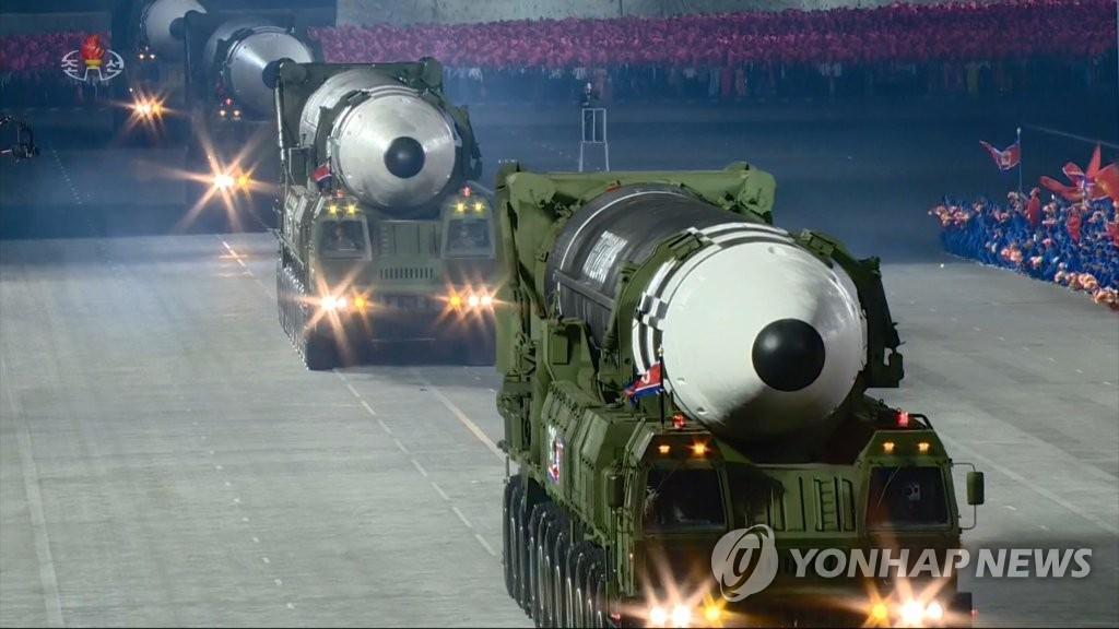 美智庫推測朝鮮最多擁有60枚核彈頭
