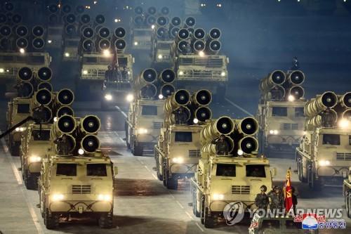 """韓軍:可對朝軍火箭炮予以""""原點打擊"""""""