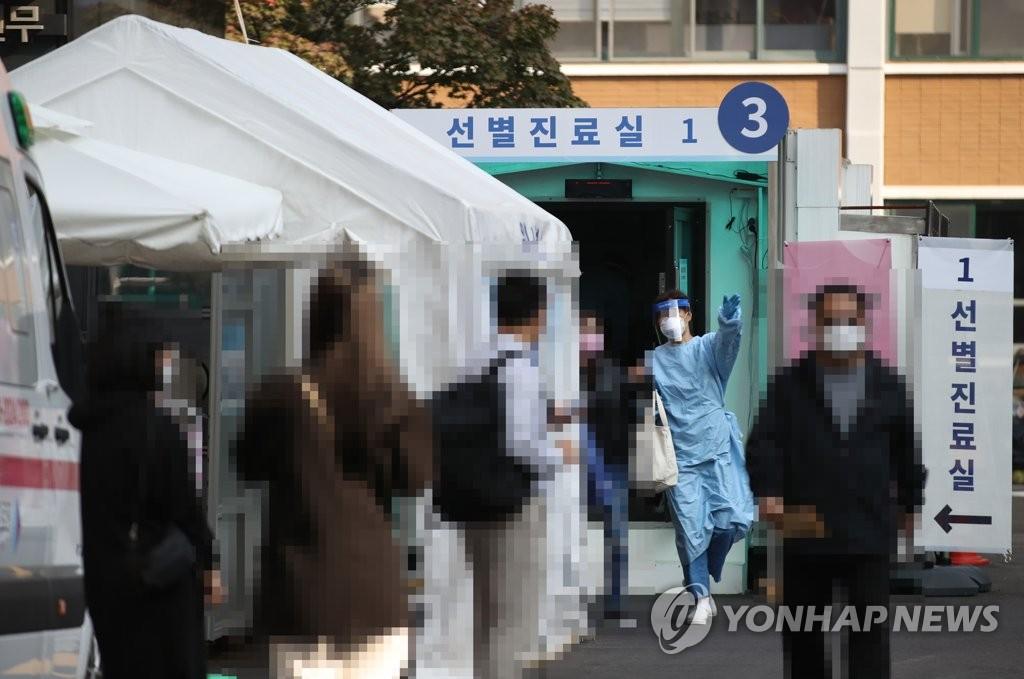 詳訊:南韓新增102例新冠確診病例 累計確診24805例