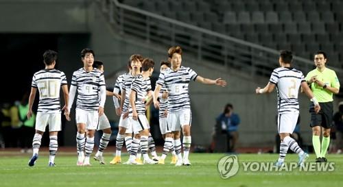 南韓國足最新FIFA排名連升兩月至第38