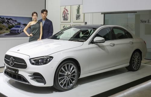 南韓2月進口車銷量同比增33%
