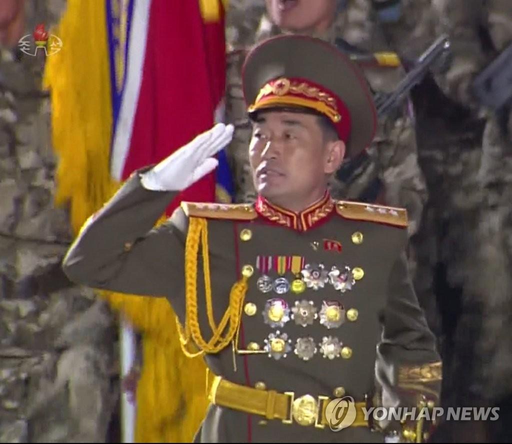 朝鮮導彈部隊戰略軍司令換將