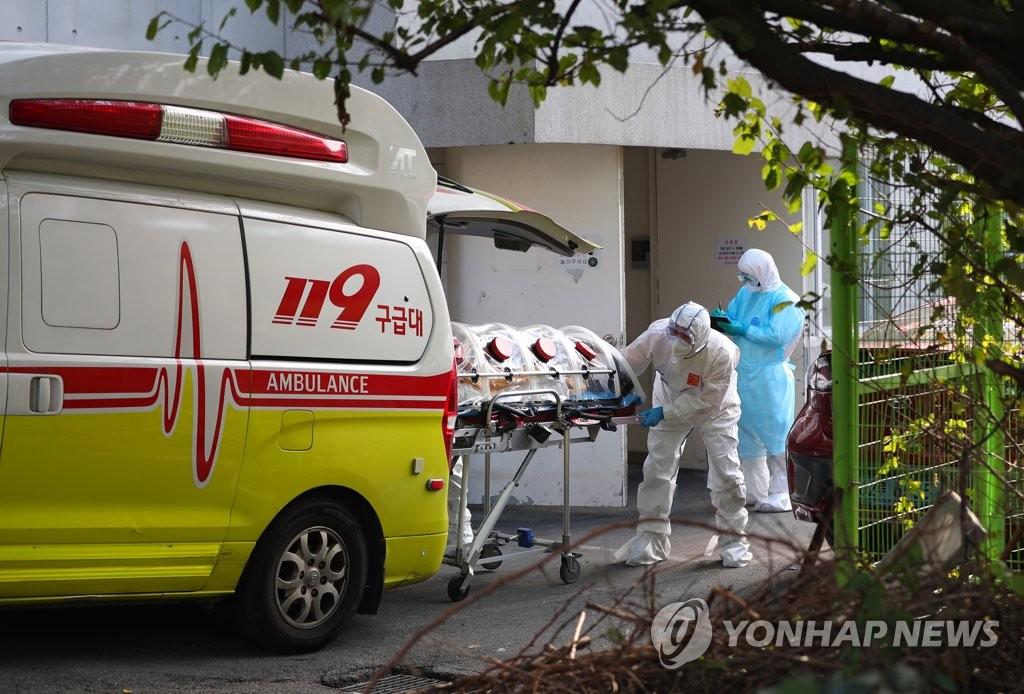 詳訊:南韓新增110例新冠確診病例 累計24988例