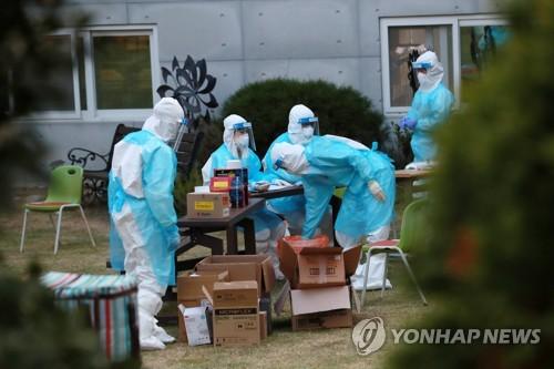 詳訊:南韓新增76例新冠確診病例 累計25275例