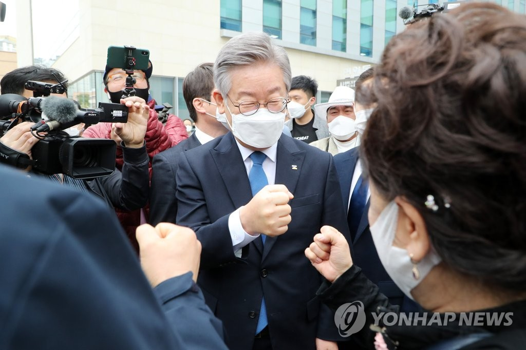 李在明重審被判無罪