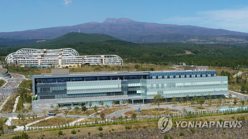 資料圖片:綠地國際醫院 韓聯社