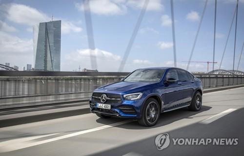 南韓今年前9個月進口車銷量超3萬輛