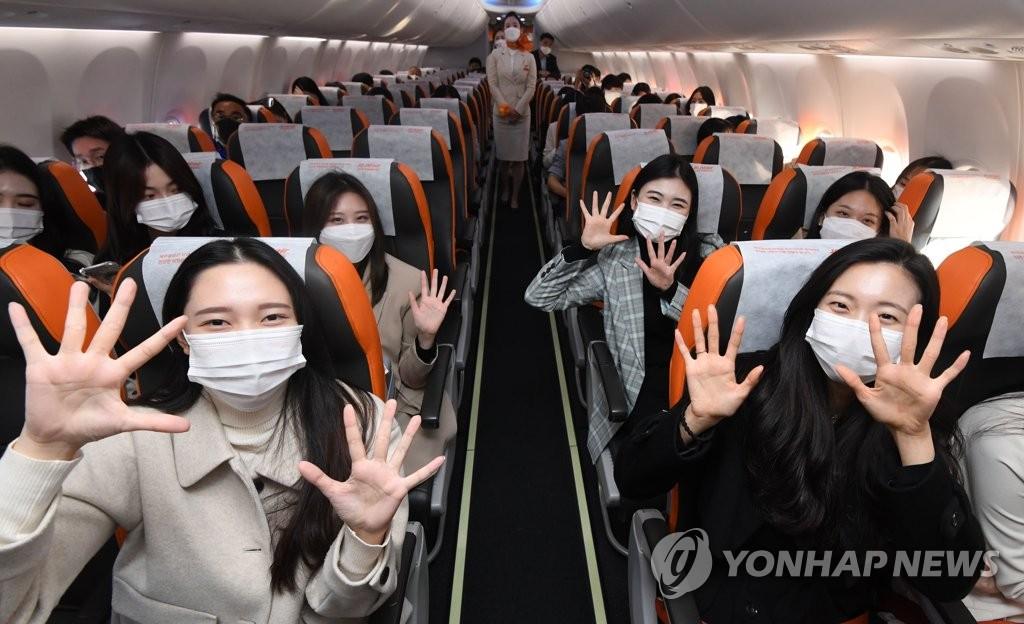 南韓將開放國際低空飛行觀光遊
