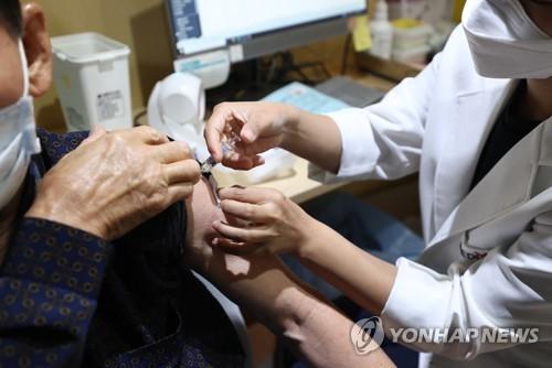 南韓接種流感疫苗後死亡病例增至59例