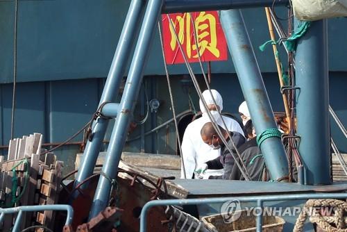 韓中漁業談判達成協定 明年入漁船數減為1350艘