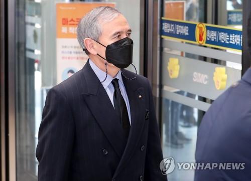 美國大使弔唁李健熙