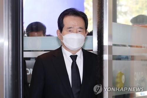 韓總理弔唁李健熙