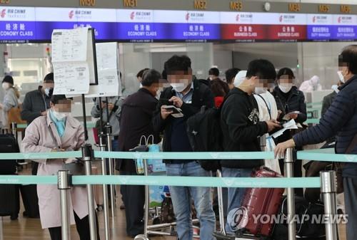仁川至北京直航航班重啟
