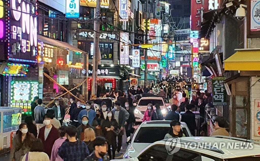 詳訊:南韓新增97例新冠確診病例 累計26732例