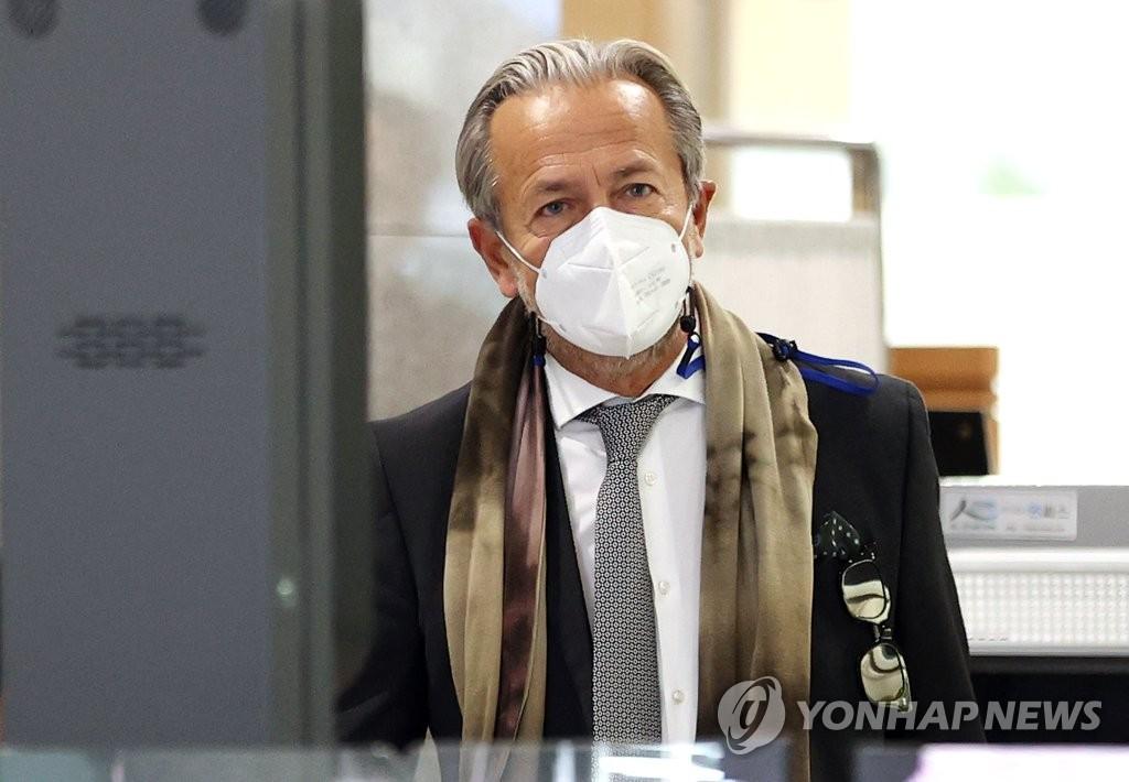 南韓吁國際原子能機構全程干預日本核水入海