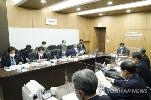 南韓國安委:加強東北亞防疫合作