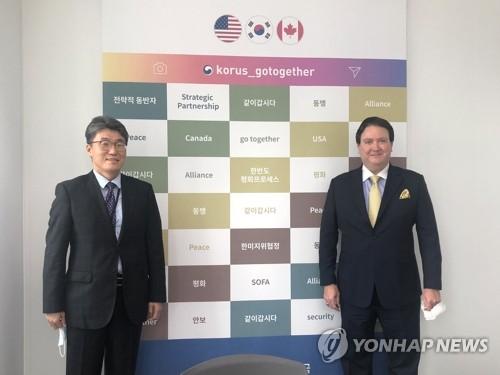 詳訊:韓美外交部局長級官員舉行視頻會議