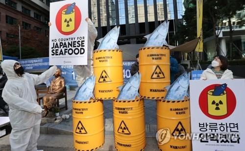日本對韓介紹核水排放事宜 稱不可再緩