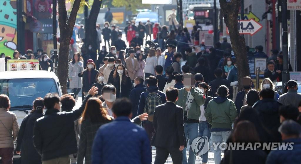 簡訊:南韓新增146例新冠確診病例 累計27799例