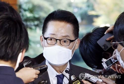 韓情報首長看好韓中日領導人會議前景