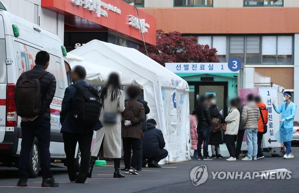 南韓新增205例新冠確診病例 累計28338例