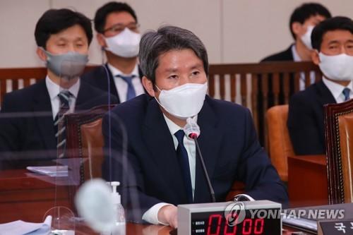 韓統一部長官:未來半年將是韓朝關係升溫良機