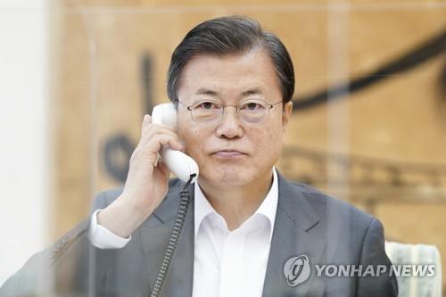 詳訊:韓美領導人通話商定提升同盟關係水準