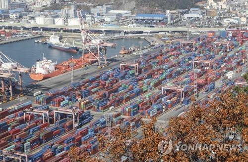 南韓3月出口同比增16.6%