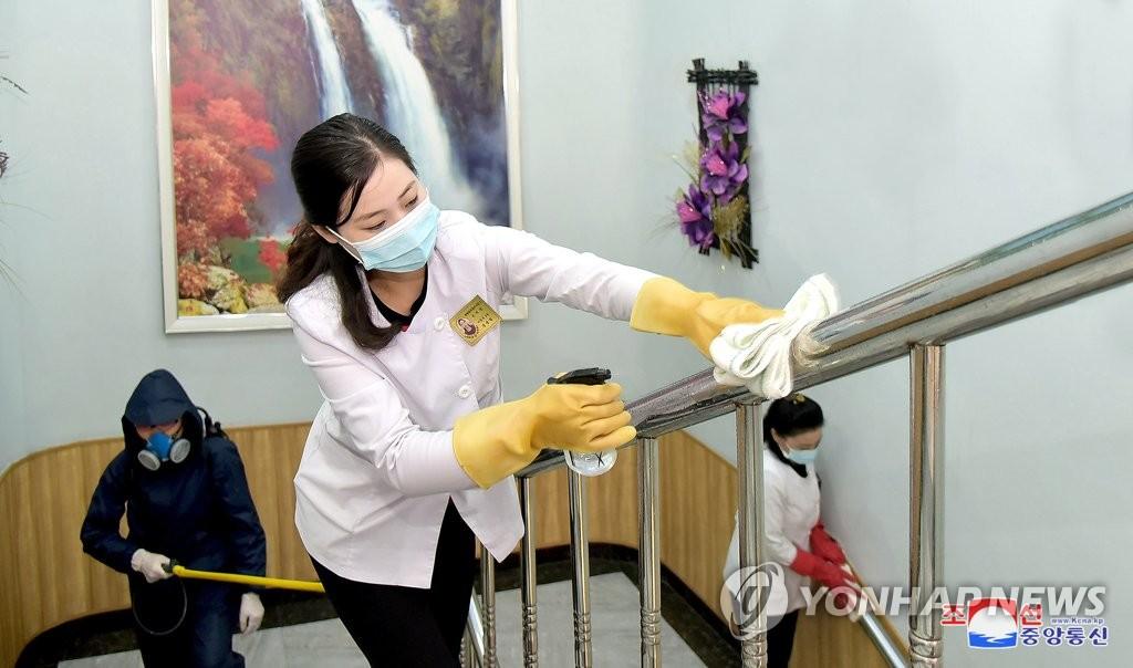 """報告:朝鮮新冠疑似病例6173例 確診數仍為""""0"""""""