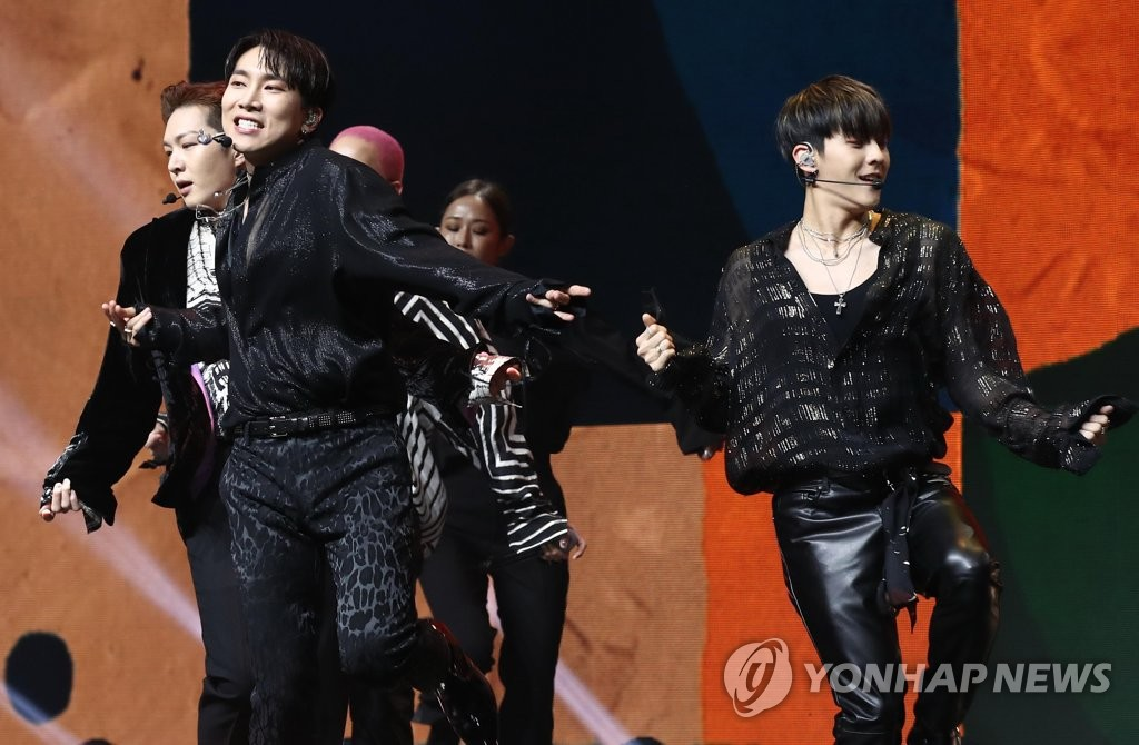 BTOB 4U新輯發佈會