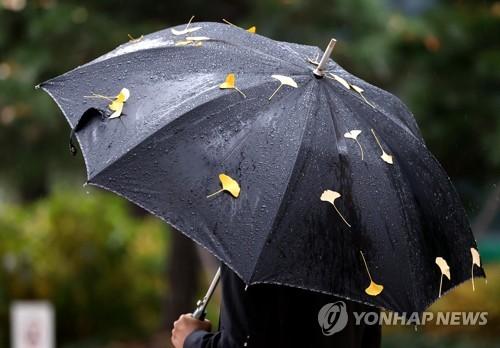首爾降雨量和最低氣溫創同月新高