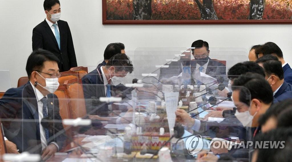 南韓延後處理非公開援朝預算
