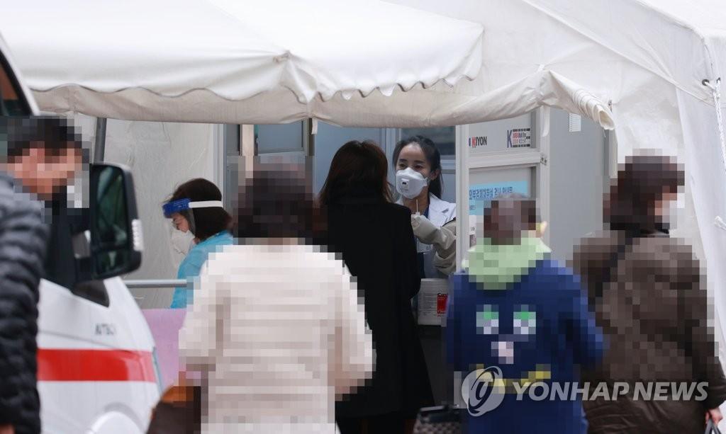 韓防疫部門初步判斷境內疫情現第三波流行