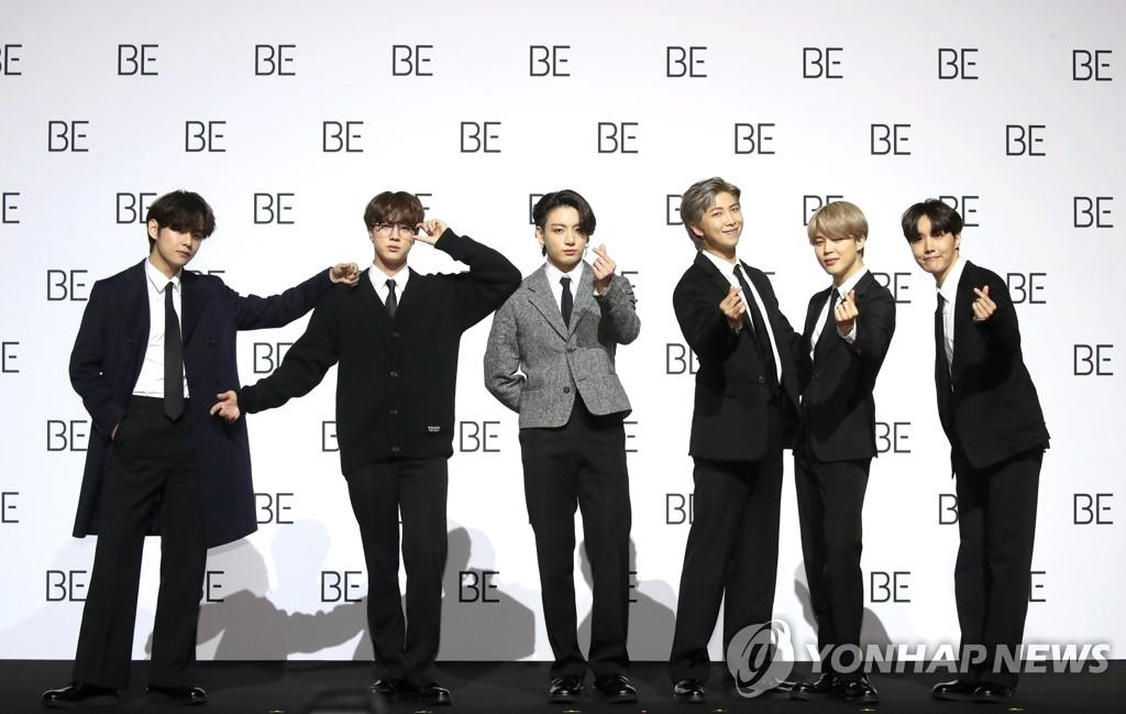 南韓音樂人共8次入圍格萊美3次獲獎