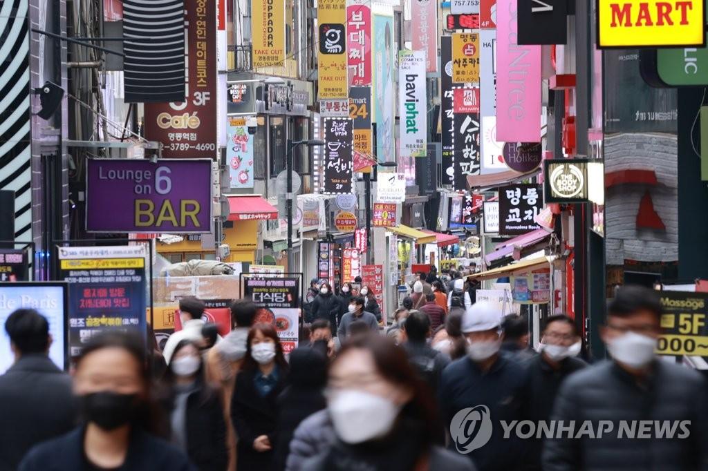 韓首都圈防疫響應明起升至2級防控力度加大