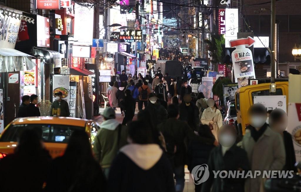詳訊:南韓新增330例新冠確診病例 累計30733例