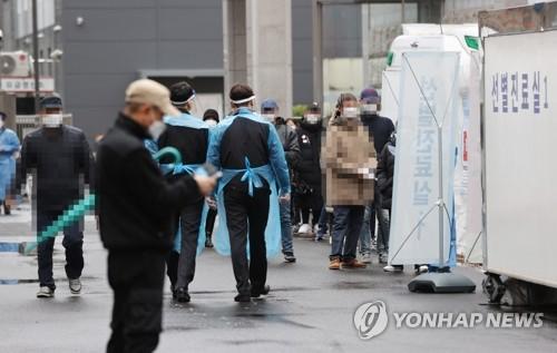 詳訊:南韓新增349例新冠確診病例 累計31353例