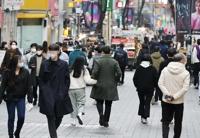 韓政府決定上調首都圈防疫響應級別至2級
