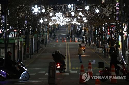 簡訊:南韓新增583例新冠確診病例 累計32318例