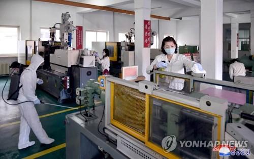 朝鮮啟動最高級別防疫響應