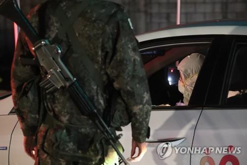 韓陸軍第5師60名新兵感染新冠